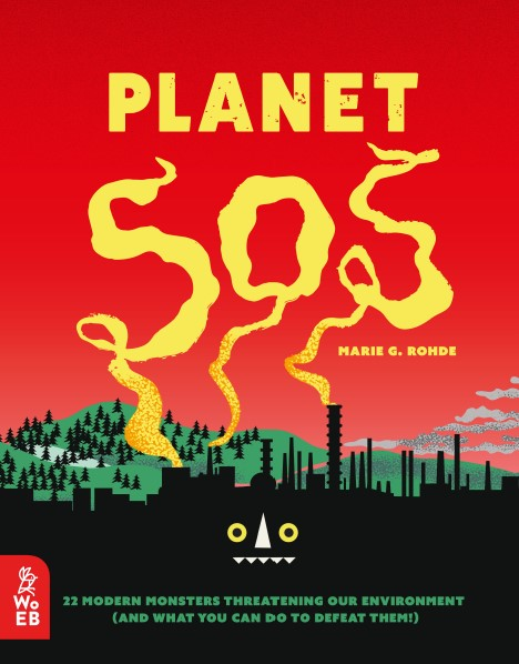Planet SOS cover